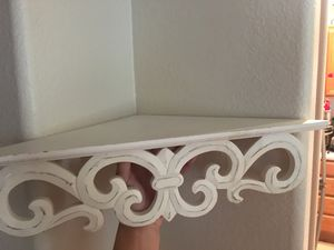 3 corner wall hanging shelves for Sale in Temecula, CA