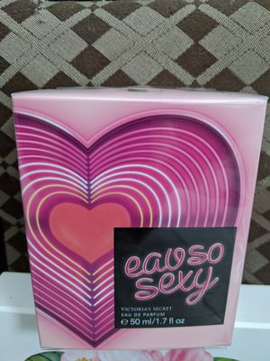 Eau so sexy perfume-Victoria secret for Sale in Westminster, CA