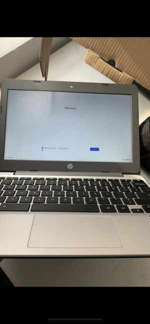 Hp chromebook for Sale in Philadelphia, PA