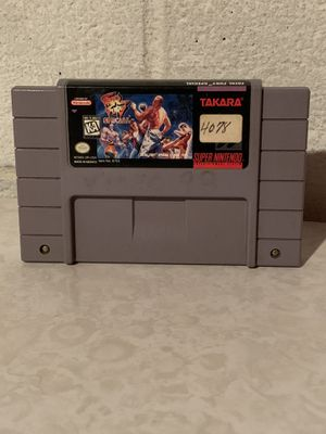 Fatal Fury Special Super Nintendo for Sale in Euclid, OH
