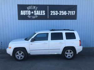 2010 Jeep Patriot for Sale in Edgewood, WA