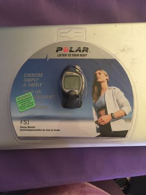 Polar Fitness Monitor for Sale in Silver Spring, MD