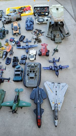 GI JOE Differents Action Figures for Sale in Rosemead, CA
