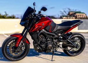 2017 Yamaha Fz09 for Sale in Crowley, TX