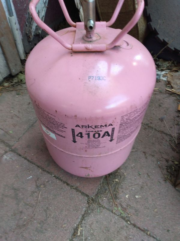 R410a Refricgerant Freon 9.5 lbs 30.00