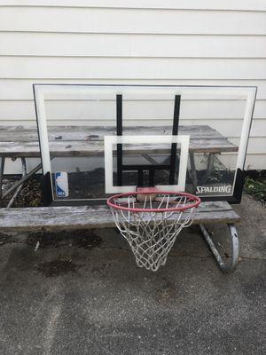 Spalding basketball hoop for Sale in Pontiac, MI