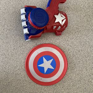 Captain America Nerf for Sale in Temecula, CA