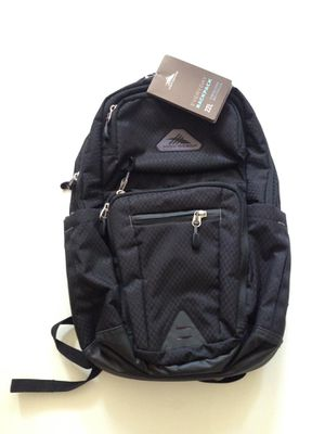 New high sierra every day black laptop backpack for Sale in Los Altos, CA