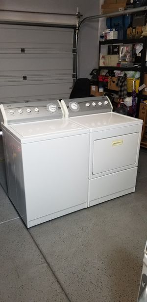 Kenmore 800 Series Washer And Gas Dryer for Sale in Ontario, CA