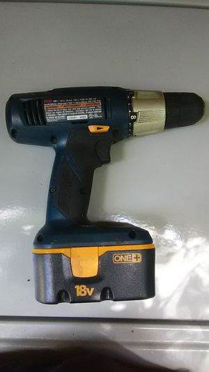 Ryobi Power Drill for Sale in Savannah, GA