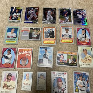 Lot Of Baseball Cards for Sale in West Palm Beach, FL