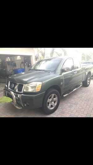 Nissan titan for Sale in Miami Beach, FL