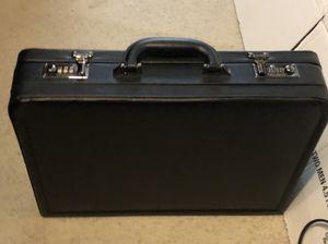 Samsonite Leather Attaché Case for Sale in Littleton, CO