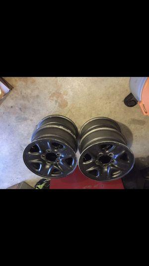 Tundra wheels for Sale in Edmonds, WA
