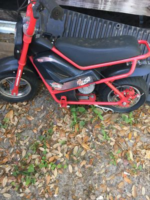 Motor bike and 4 wheeler for Sale in Tampa, FL
