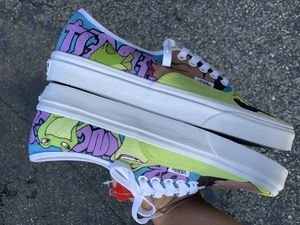 Custom Princess and the a Frog Vans shoes for Sale in Long Beach, CA
