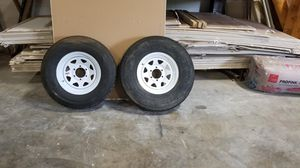 Trailer tires for Sale in Shorewood, IL