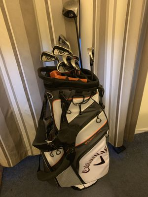 Callaway golf clubs and bag for Sale in Alexandria, VA