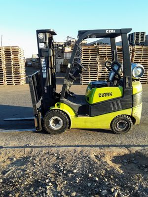 2011 Clark LPG Forklift for Sale in Salt Lake City, UT