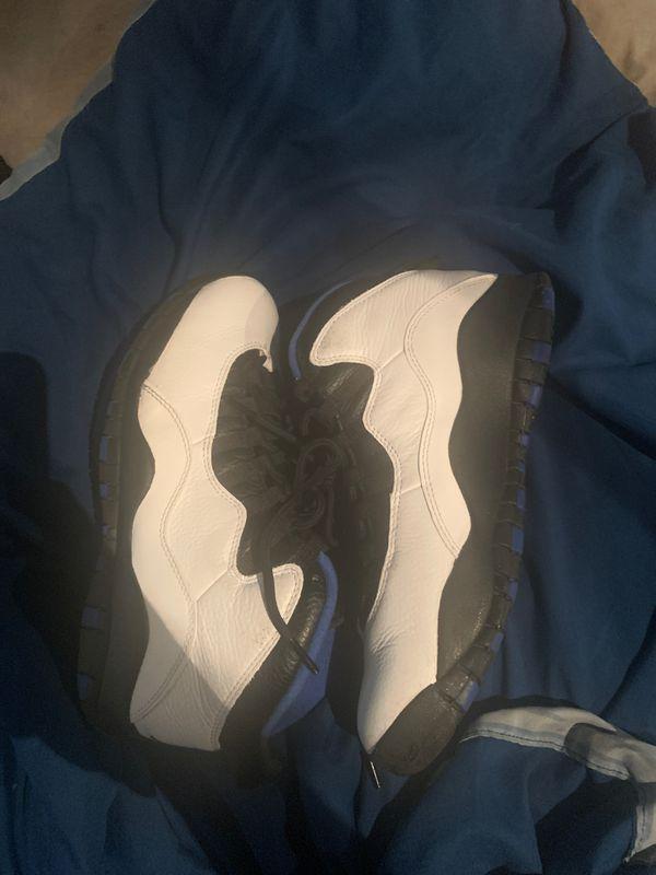 Air Jordan Blue 10s