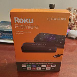 Roku Premiere for Sale in Richmond, VA