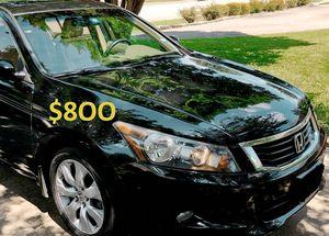 $8OO I sell my family car 🔥🔥2OO9 Honda Accord Sport𝓹𝓸𝔀𝓮𝓻 𝓢𝓽𝓪𝓻𝓽!!🔥🔥 for Sale in Arlington, VA
