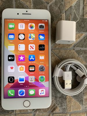IPhone 8 Plus factory unlocked 64gb for Sale in Needham, MA