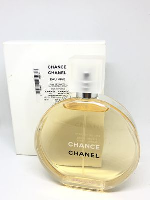 Chanel Chance Eau Vive 3.4 Oz EDT for women for Sale in Coral Springs, FL