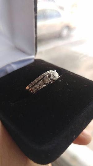 14k Robbins Brothers Engagement Ring size 7 for Sale in San Diego, CA