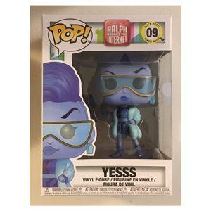Yesss Funko Pop Ralph Breaks the Internet Disney for Sale in San Diego, CA