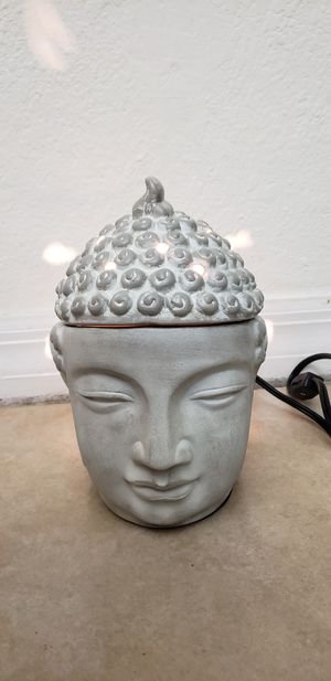 Scentsy Bali Buddha wax warmer / Light night for Sale in Miami, FL