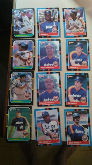 Baseball cards for Sale in Kirby, TX