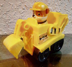 Paw patrol rubble in bulldozer for Sale in Oklahoma City, OK
