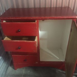 Antique storage cabinet for Sale in San Jose, CA