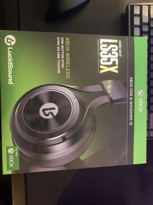 LucidSound LS35X Bluetooth Xbox headset for Sale in Toledo, OH