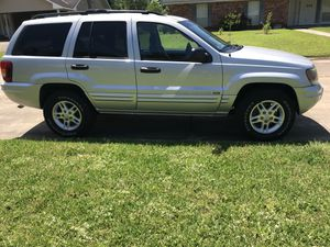 2004 JEEP GRAND CHEROKEE SPECIAL EDITION for Sale in Pineville, LA