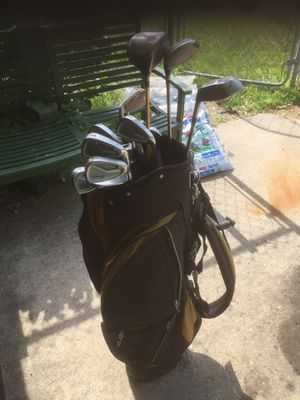 King Cobra SS Golf Clubs + Over 200 good golf balls for Sale in Inkster, MI