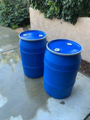 55 gallon storage container for Sale in Bonita, CA