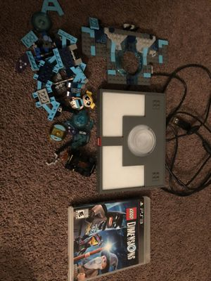 LEGO dimensions PS3 for Sale in Fresno, CA