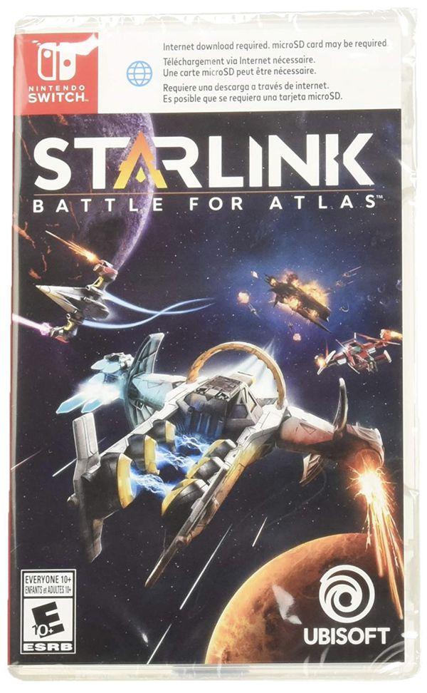 Starlink Battle for Atlas - Nintendo Switch Starter Edition