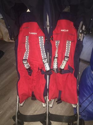 Double stroller for Sale in View Park-Windsor Hills, CA