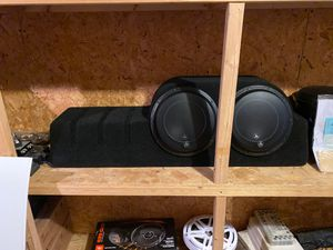 JL Stealthbox for Sale in Ramsey, MN