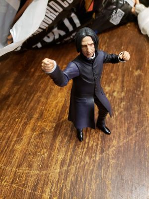 Series 2 Professor Snape from Harry Potter Action Figure for Sale in Los Angeles, CA