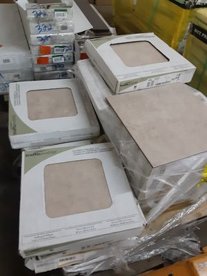Tile 10$ box go to 15 sq ft to 35 sq ft for Sale in Charlotte, NC