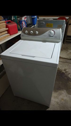 Maytag Top Load Washer 27x27x35 and a matching Front Load Dryer for Sale in Wheeling, IL