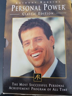 Tony Robbins Achievement seried for Sale in Columbus, OH