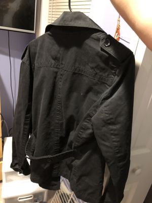 Express trench coat for Sale in Silver Spring, MD