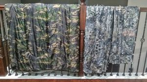 Camo sleeping bag and netting for Sale in Tomball, TX