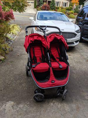 Britax Double Stroller for Sale in Renton, WA