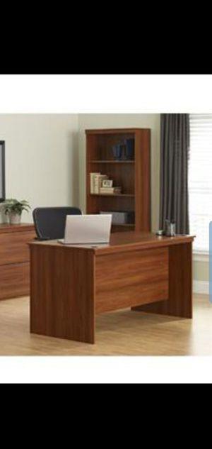 Cherry Executive desk for Sale in Tacoma, WA